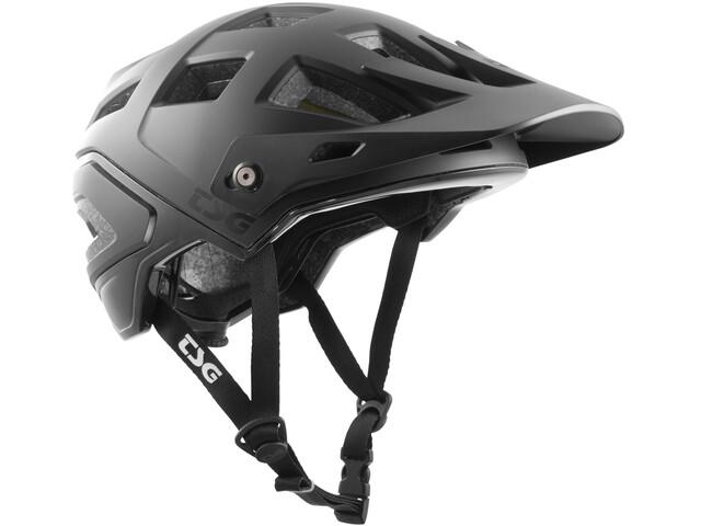 TSG Scope Solid Color Helmet satin black